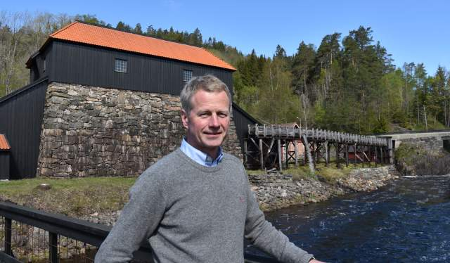 Knut Aall Næs Jernverksmuseum