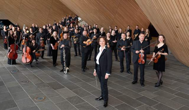 Kristiansand Symphony Orchestra with Nathalie Stutzmann