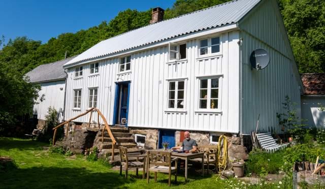 Lensmannsgården i Farsund