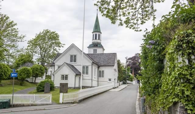 Risør kirke