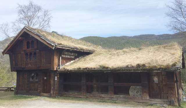Sylvartun – a centre for intangible cultural heritage