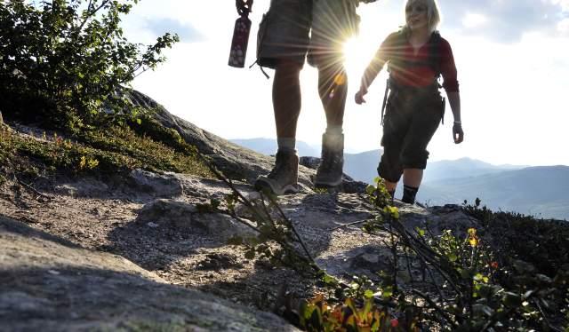 Hiking in Setesdal