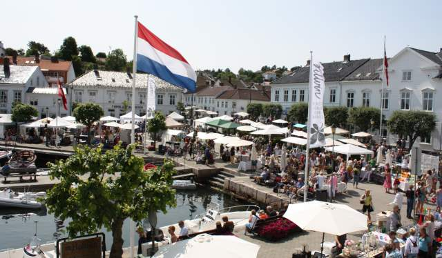 Villvin festival Risør Norway
