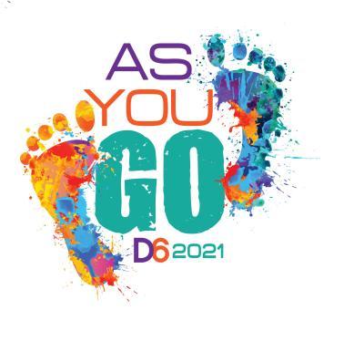 As You Go D6 2021 logo