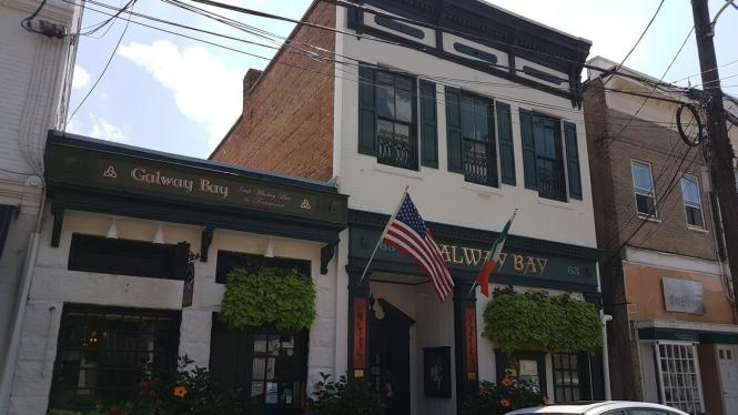 Galway Bay on Maryland Ave. in Annapolis, MD.