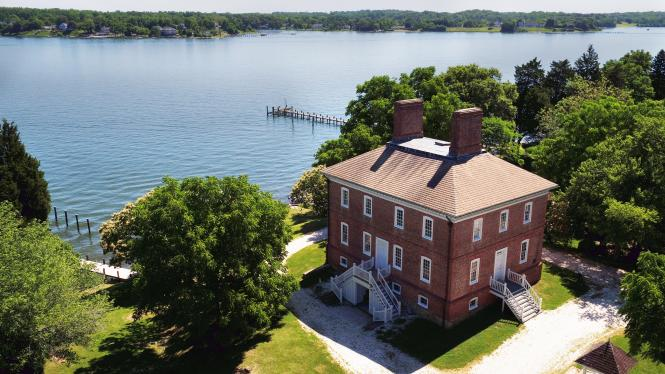 William Brown House on the South River