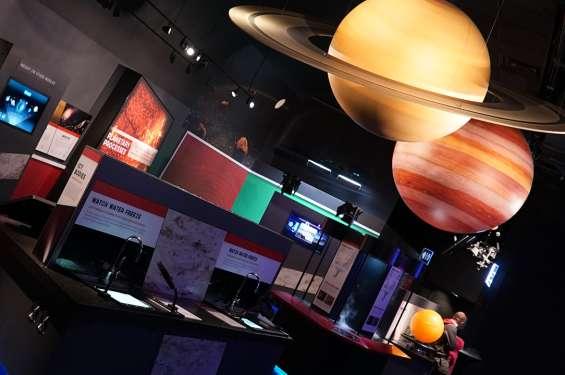 Clark Planetarium: Free exhibits and fun family activities