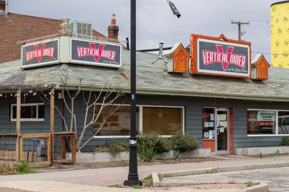 Vertical Diner in Salt Lake