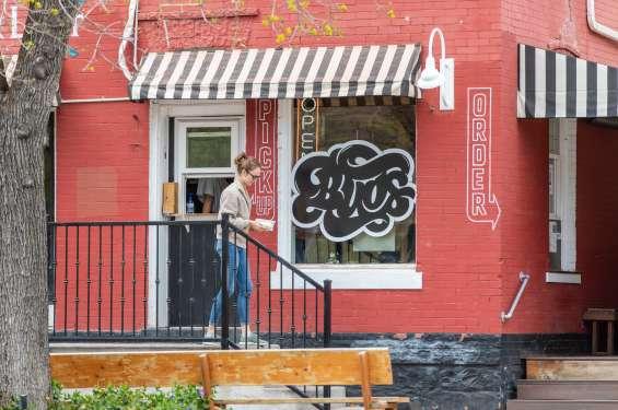 Buds vegan sandwich shop in Salt Lake