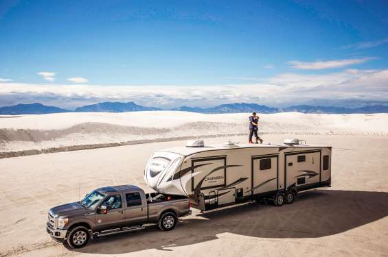 Get away from the everyday with RVshare