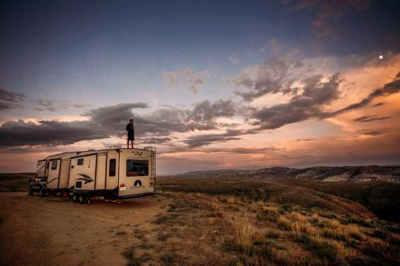 Find the perfect sunset getaway with an RVshare vacation