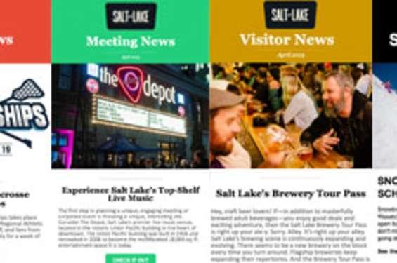 Visit Salt Lake E-News