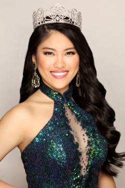 Miss Tennessee Teen 2021