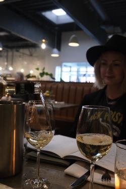 Wine Class Wednesday at Odla