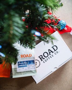 Road Coffee Christmas