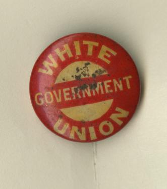 CF Museum - White Union button