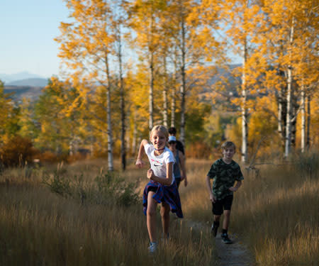 Share our Trails and Parks