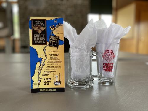 North Coast Beer Trail Mugs