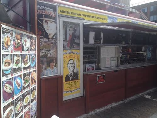 Tanguito Argentinian Food Truck