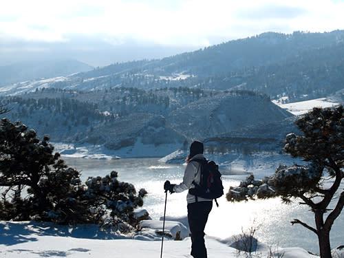 Horsetooth-Reservoir-Snowshoeing-Credit-Ryan-Burke