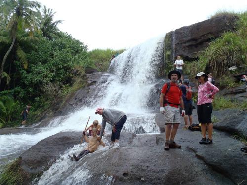 Fintasa Falls - Guam Boonie Stompers