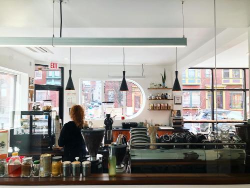 Elementary Coffee Interior