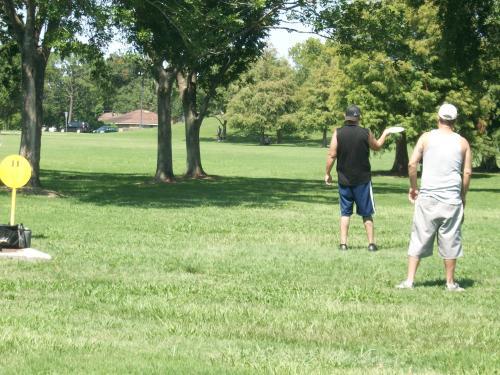 Lafreniere Park Disc Golf