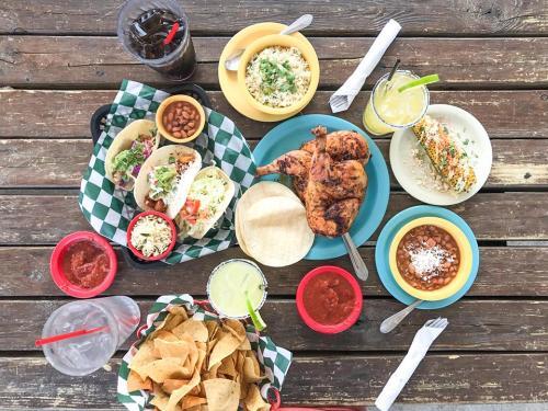 Taco Republic food