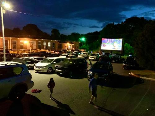 The Mill Drive in Movie