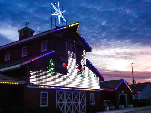 Free Holiday Experiences in Overland Park