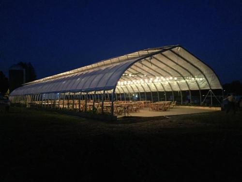 Pitney Meadows Community Farm Wedding