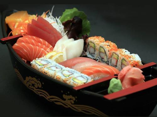 Sushi Thai Garden Restaurant