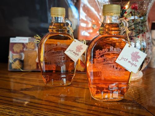 Hobo Railroad Maple Syrup