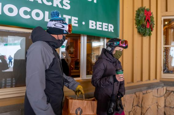 Grab and Go at Deer Valley