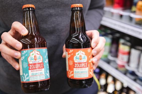 Zloupez - Cerveza Artesenal Brewery in Salt Lake
