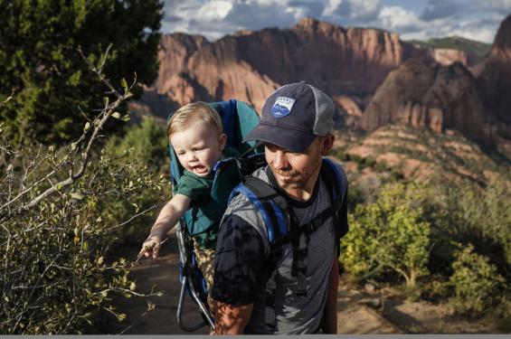 Kolob Canyons Hiking