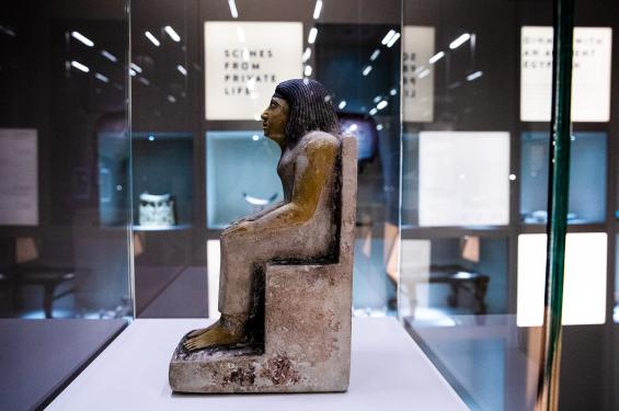 Egypt: The Time of Pharaoh - Natural History Museum of Utah