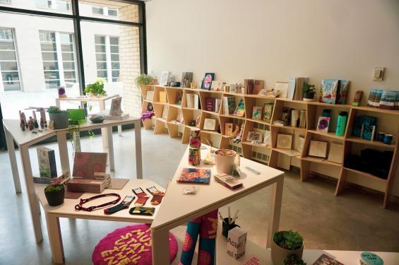 UMOCA's Art Shop