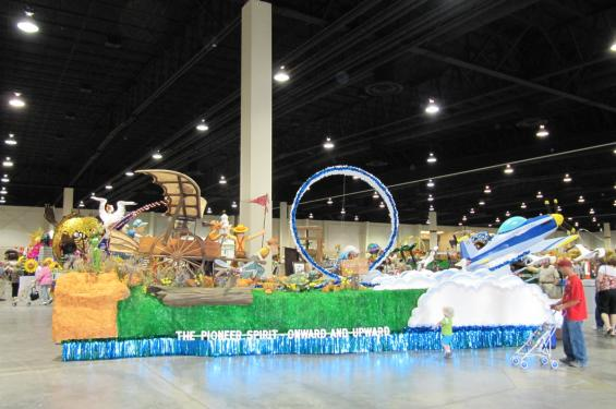 Days of '47 Float Preview Party