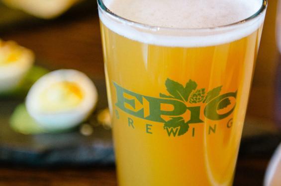 Epic Brewing Beer