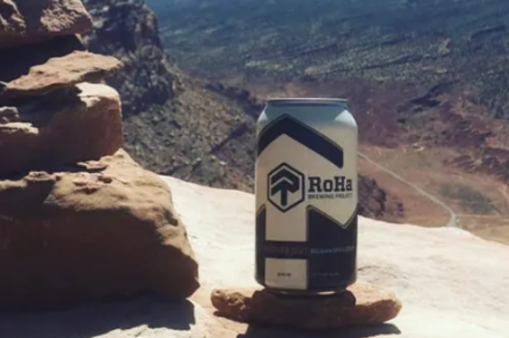RoHa brewing can