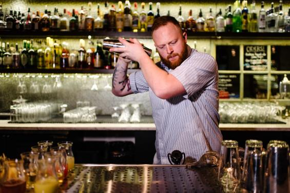 Bartender at Under Current