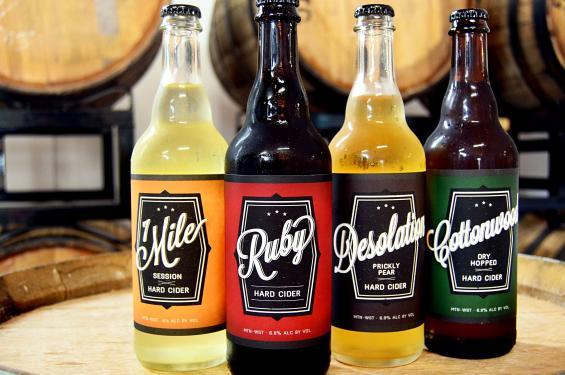 Mountain West Hard Cider