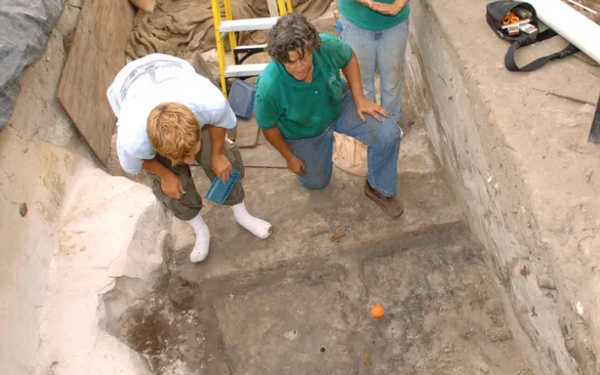UWF archaeologists uncover Pensacola's long and rich history