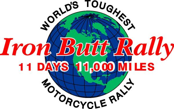 Iron Butt Rally Logo