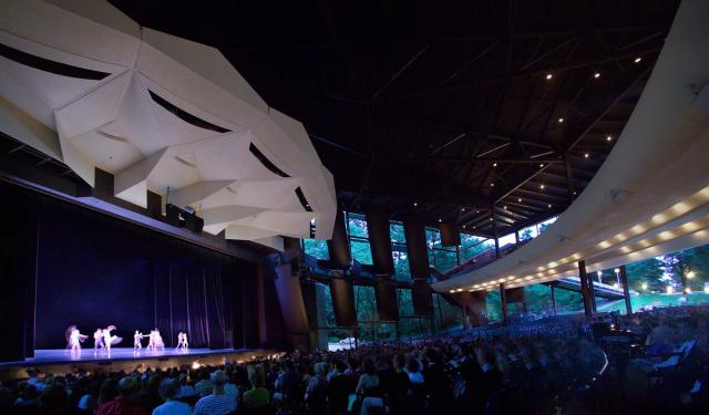 SPAC - Saratoga Performing Arts Center