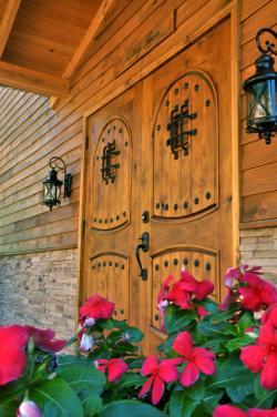 Natchez Hills Door
