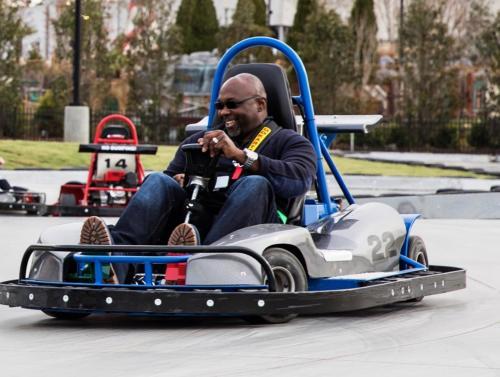 Frankie's Go Kart