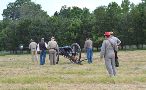 Battlefields, Historic Sites, Landmarks and American Civil