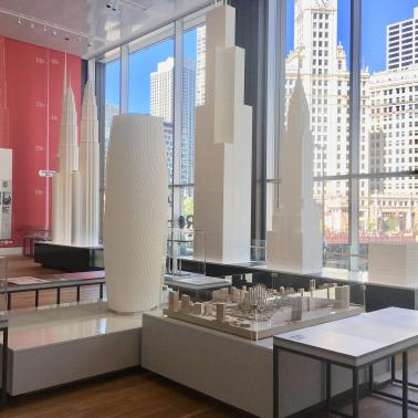 6 big reasons to visit the new Chicago Architecture Center